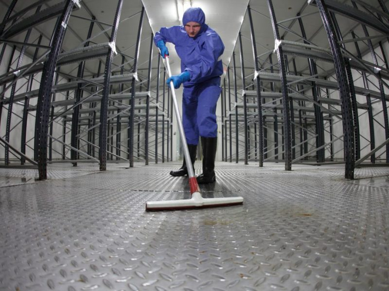 The Importance of Having a Clean Warehouse