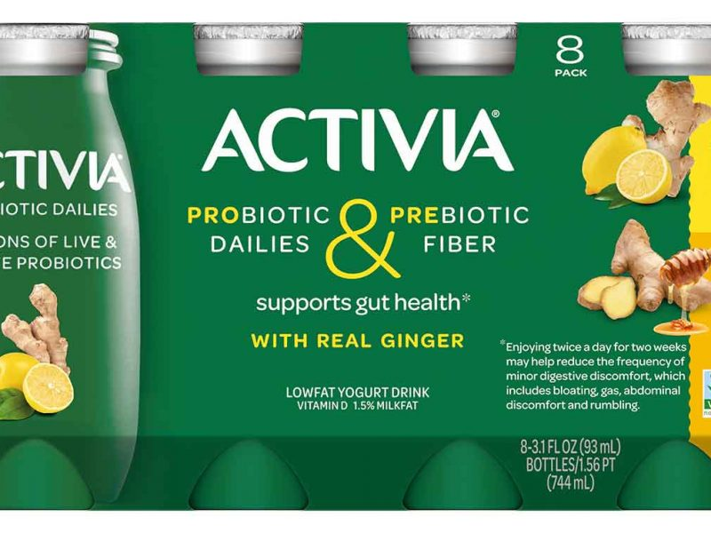 Probiotic Foods For Maintenance of Digestive Health