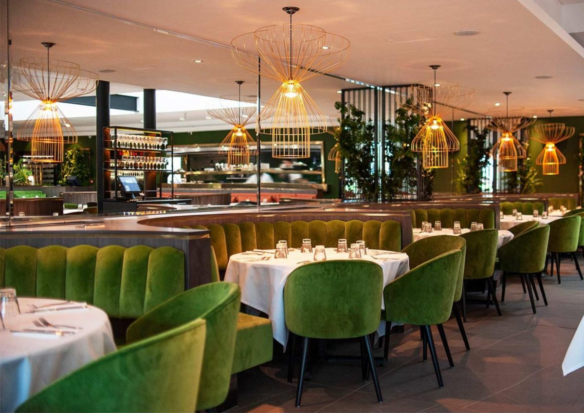 Resturant Interior Designing