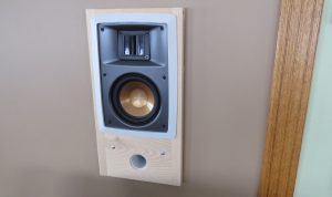 Speakers-at-wall