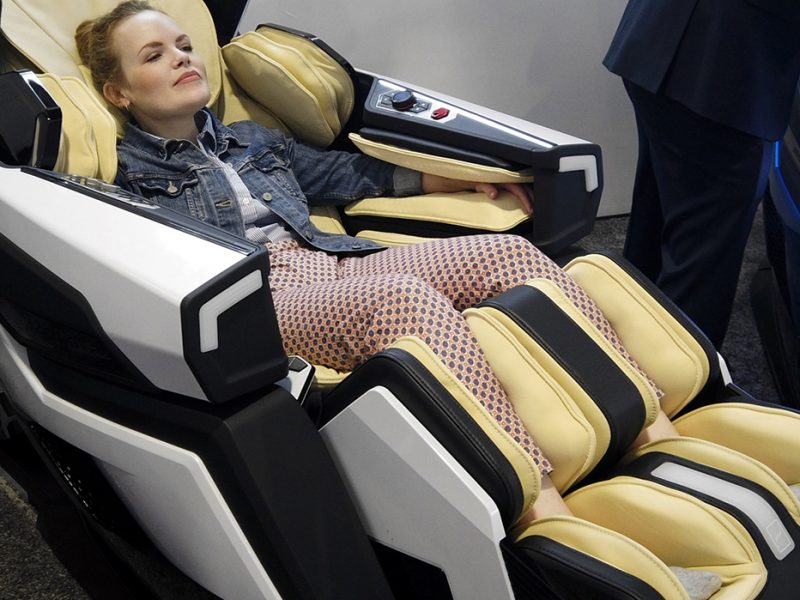 The Benefits of Massage Chairs For Depressed Individuals