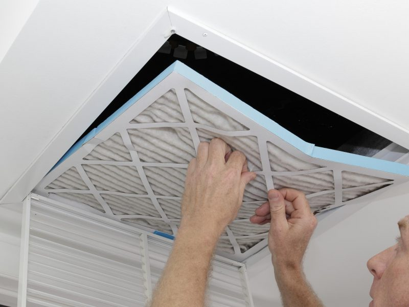 Spring is The Best Time For Air Duct Cleaning