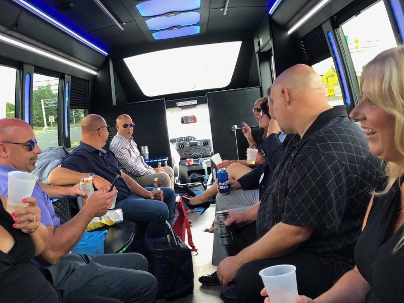 The Best Occasions to Hire a Party Bus