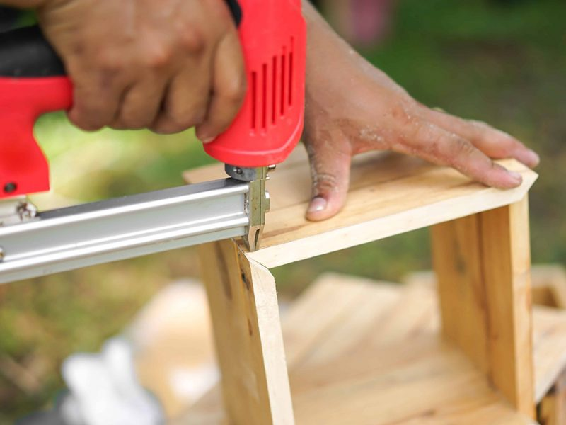 How Using A Nail Gun Can Benefit You