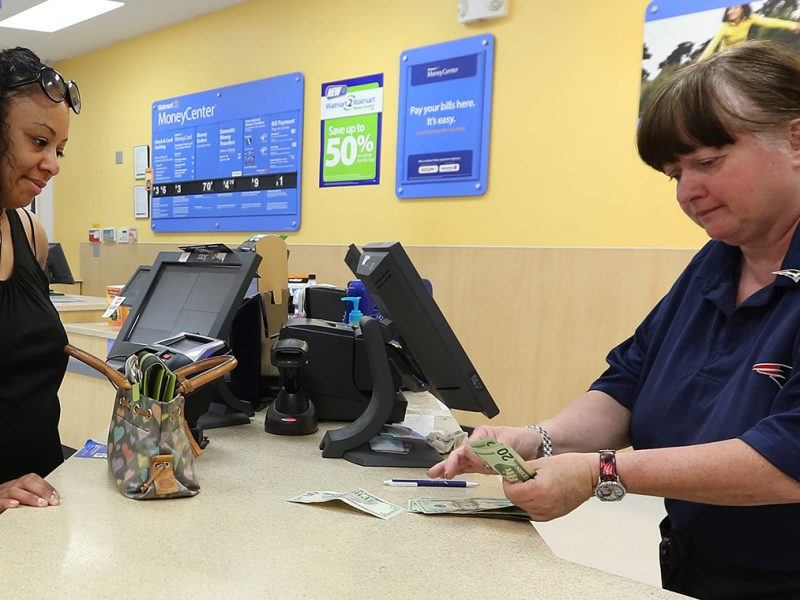 A Hidden Advantage of Walmart Money Transfer
