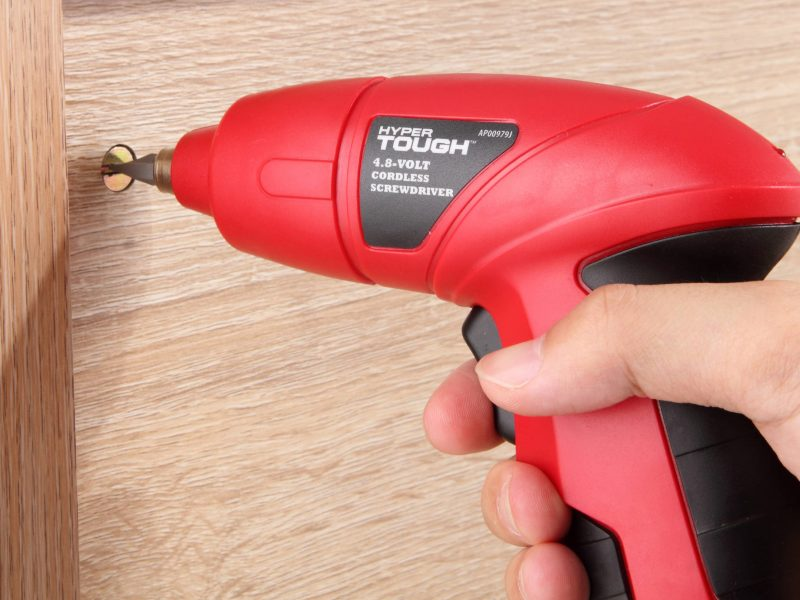 Things You Must Know Before Buying a Cordless Screwdriver