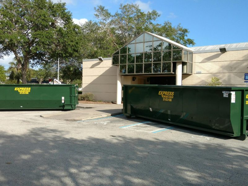 What Matters Most in Dumpster Rental?