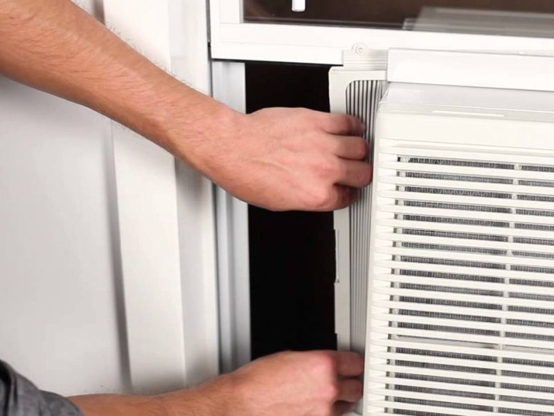 Positioning Your Air Conditioner