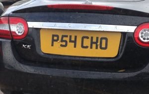 licence plates for sale