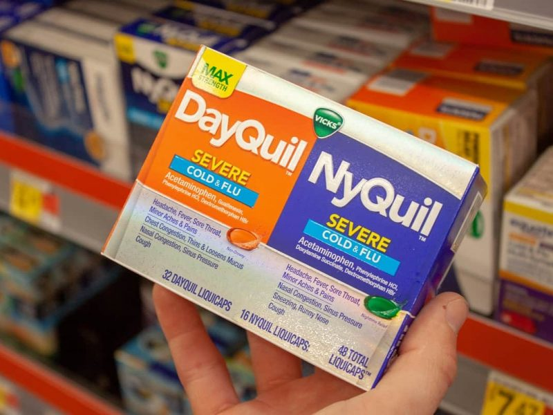 Can You Take Nyquil During The Day?